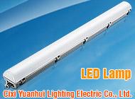 Cixi Yuanhui Lighting Electric Co., Ltd.