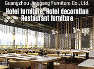 Guangzhou Jinggang Furniture Co., Ltd.