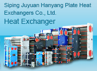 Siping Juyuan Hanyang Plate Heat Exchangers Co., Ltd.