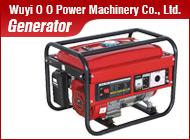 Wuyi O O Power Machinery Co., Ltd.