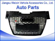 Jiangsu Weixin Vehicle Accessories Co., Ltd.