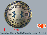 Shanghai Huicui Crafts Manufacturing Co., Ltd.