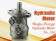 Ningbo Zhongyi Hydraulic Motor Co., Ltd.