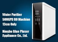 Ningbo Blue Pluser Appliance Co., Ltd.