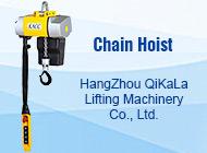 HangZhou QiKaLa Lifting Machinery Co., Ltd.