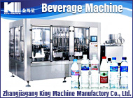 Zhangjiagang King Machine Manufactory Co., Ltd.