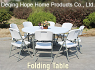 Deqing Hope Home Products Co., Ltd.