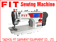 TAIZHOU FIT GARMENT EQUIPMENT CO., LTD.