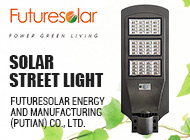 FUTURESOLAR ENERGY AND MANUFACTURING(PUTIAN) CO., LTD.