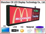 Shenzhen CX LED Display Technology Co., Ltd.