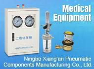 Ningbo Xiang'an Pneumatic Components Manufacturing Co., Ltd.