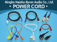 Ningbo Haishu Byron Audio Co., Ltd.