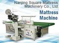 Nanjing Square Mattress Machinery Co., Ltd.