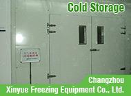 Changzhou Xinyue Freezing Equipment Co., Ltd.