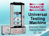 Shenzhen Wance Testing Machine Co., Ltd.