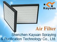 Shenzhen Kayuan Spraying & Purification Technology Co., Ltd.