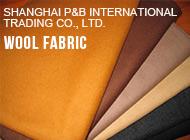 SHANGHAI P&B INTERNATIONAL TRADING CO., LTD.