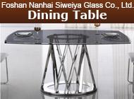 Foshan Nanhai Siweiya Glass Co., Ltd.