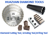 Fujian Quanzhou Huazuan Diamond Tools Co., Ltd.