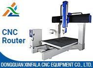 DONGGUAN XINFALA CNC EQUIPMENT CO., LTD.