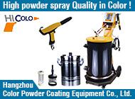 Hangzhou Color Powder Coating Equipment Co., Ltd.