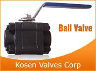Kosen Valves Corp