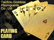 Taizhou Goddess Playingcards Co., Ltd.