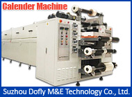 Suzhou Dofly M&E Technology Co., Ltd.