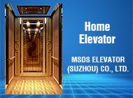 MSDS ELEVATOR (SUZHOU) CO., LTD.
