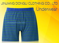 JINJIANG DONGLI CLOTHING CO., LTD.