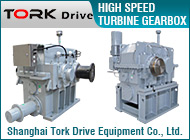 Shanghai Tork Drive Equipment Co., Ltd.