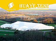 Huaye Tent Manufacture (Kunshan) Co., Ltd.