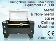 Guangzhou Hanniu Machinery Equipment Co., Ltd.