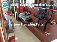 Ningbo Lizhiyuan Stampings Co., Ltd.