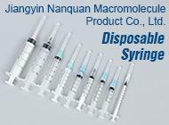 Jiangyin Nanquan Macromolecule Product Co., Ltd.