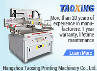 Hangzhou Taoxing Printing Machinery Co., Ltd.