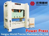 Jiangsu World Precise Machinery Co., Ltd.