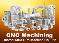 Trustool Mill&Turn Machine Co., Ltd.