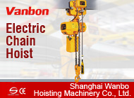 Shanghai Wanbo Hoisting Machinery Co., Ltd.