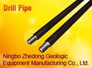 Ningbo Zhedong Geologic Equipment Manufacturing Co., Ltd.