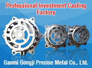 Gaomi Gongji Precise Metal Co., Ltd.