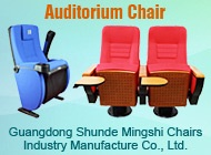 Guangdong Shunde Mingshi Chairs Industry Manufacture Co., Ltd.
