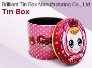 Brilliant Tin Box Manufacturing Co., Ltd.