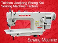 Taizhou Jiaojiang Sheng Kai Sewing Machine Factory