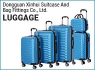Dongguan Xinhui Suitcase And Bag Fittings Co., Ltd.