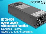 Donghua Electric Stock Co., Ltd. of Zhejiang