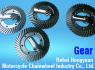 Hebei Hongyuan Motorcycle Chainwheel Industry Co., Ltd.