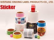 WEIFANG XINXING LABEL PRODUCTS CO., LTD.