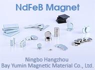Ningbo Hangzhou Bay Yumin Magnetic Material Co., Ltd.