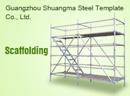 Guangzhou Shuangma Steel Template Co., Ltd.